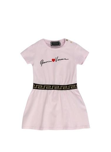 Versace Elbise Pembe